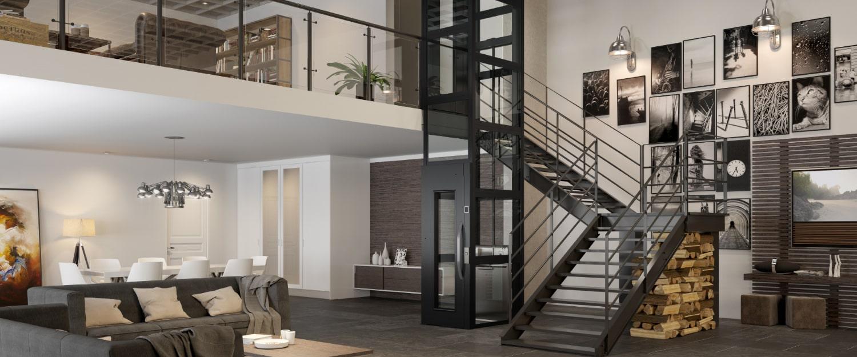 Thang máy gia đình giá bao nhiêu? Loại thang máy gia đình nào tốt nhất?