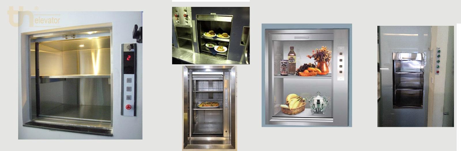 Bạn đã biết gì về thang máy tải thực phẩm