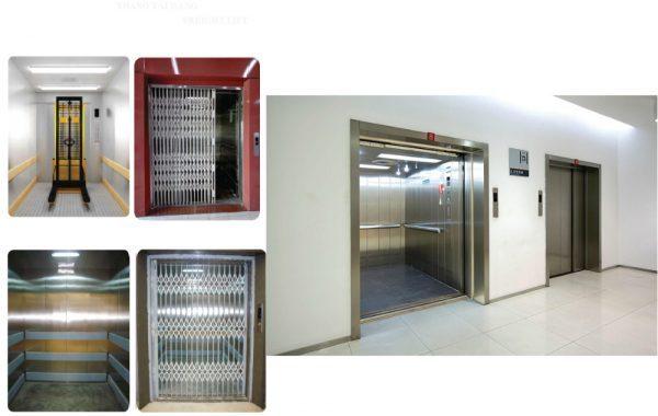 Vai trò quan trọng của thang máy tải hàng