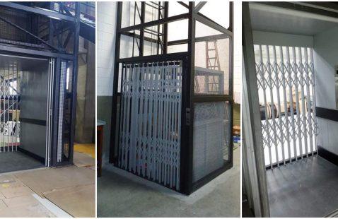 Những thông tin hữu ích về thang máy chở hàng