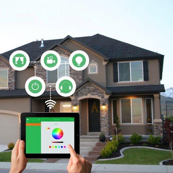 Một ngôi nhà thông minh yêu cầu những điều gì?
