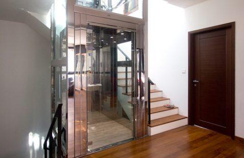 Những điều hay nên biết về thang máy gia đình