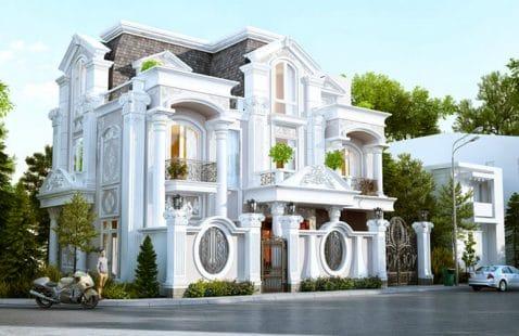 Tìm hiểu về phong cách thiết kế biệt thự đẹp ngày nay