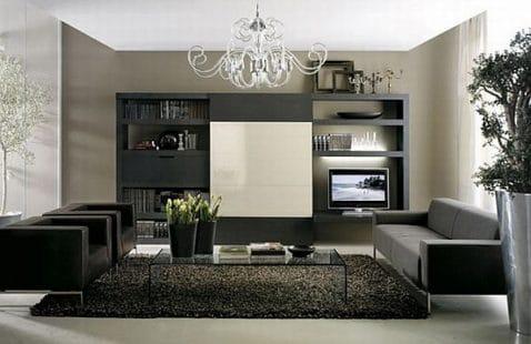 Màu đen - Xu hướng lựa chọn màu sắc nội thất mới