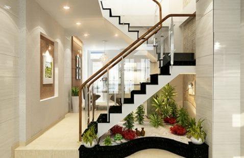 Thiết kế cầu thang hợp phong thủy mang lại TÀI LỘC – MAY MẮN