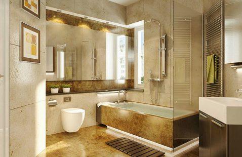 Bố trí nhà vệ sinh trong phòng ngủ như thế nào hợp phong thủy