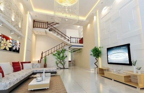 Thiết kế phòng khách đẹp, hiện đại theo phong cách năm 2020
